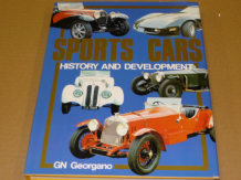 SPORTS CARS HISTORY AND DEVELOPMENT(Georgano 1987)